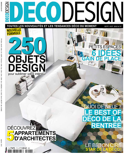 Presse m dia papier peint original d coration murale en dition limit e - Magazine de decoration ...