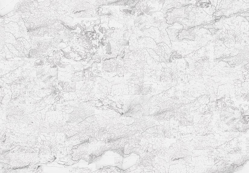 papier peint original d coration murale en dition limit e papier peint panoramique carte. Black Bedroom Furniture Sets. Home Design Ideas
