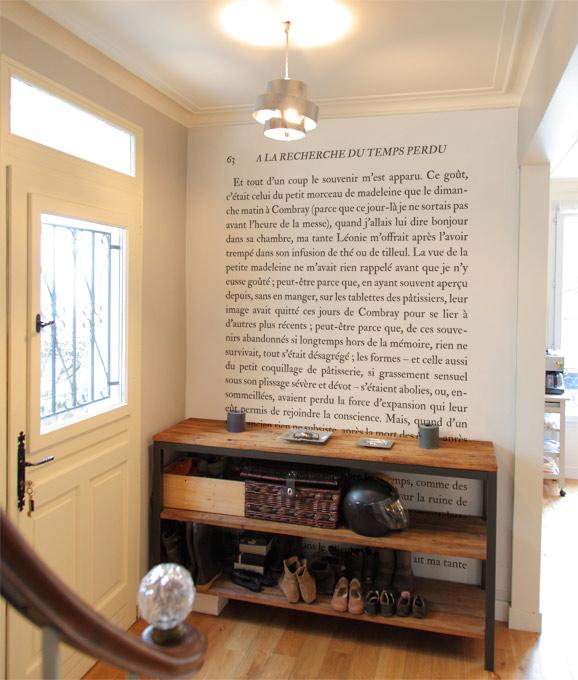 papier peint original d coration murale en dition. Black Bedroom Furniture Sets. Home Design Ideas