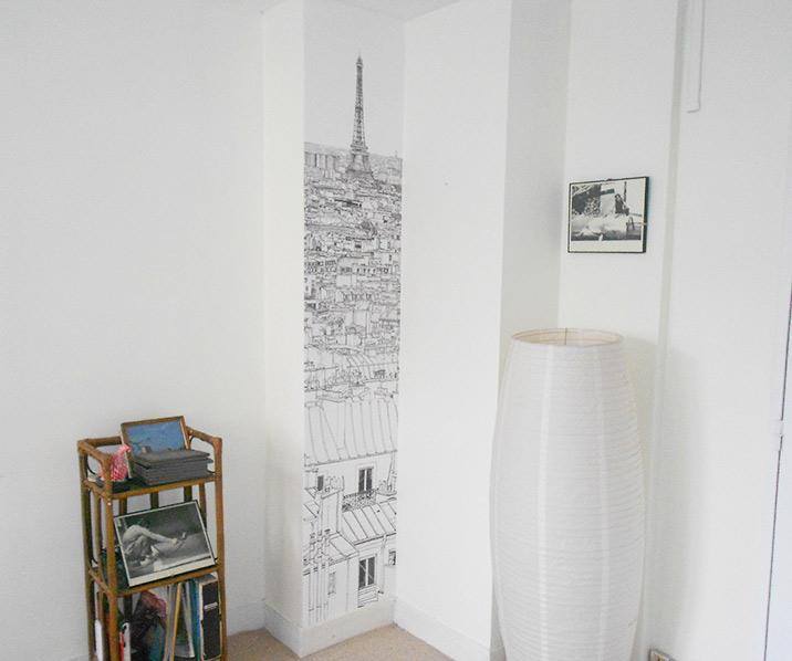 Papier peint original d coration murale en dition for Papier peint deco