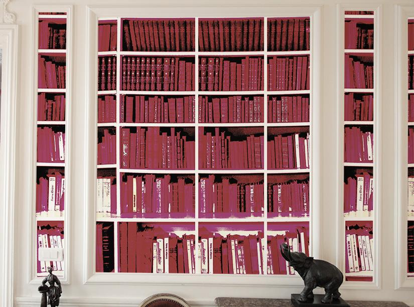 Papier-peint-Bibliotheque-Fushia-Moulure.jpg