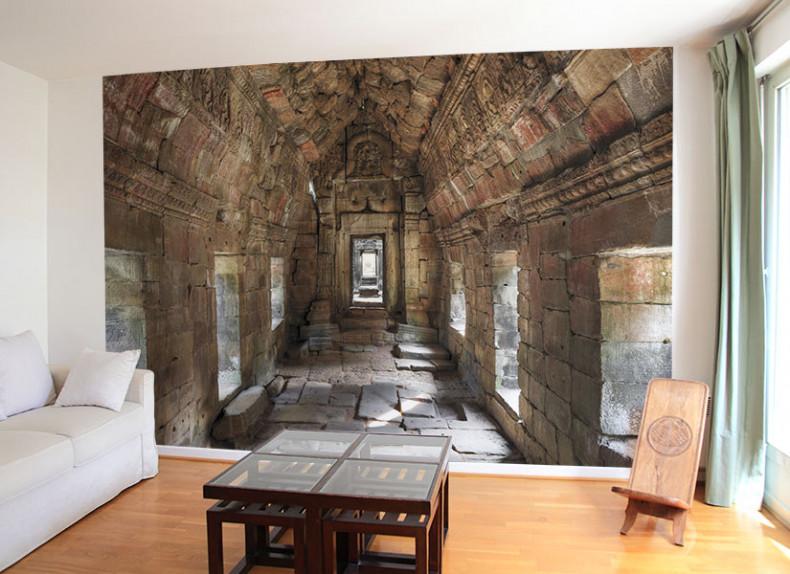 papier peint original d coration murale en dition limit e papier peint photo julien cresp. Black Bedroom Furniture Sets. Home Design Ideas