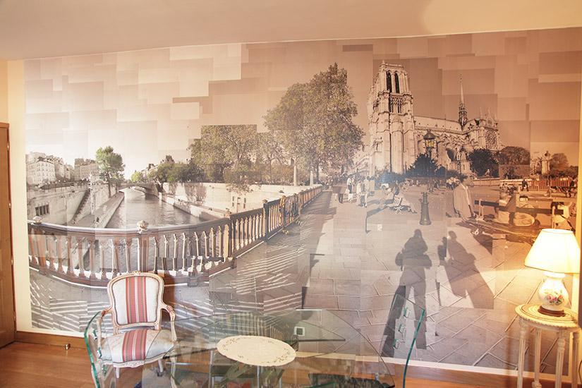 papier peint original d coration murale en dition limit e papier peint photo paris ile de. Black Bedroom Furniture Sets. Home Design Ideas