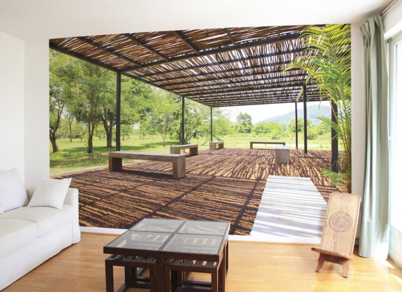 papier peint original d coration murale en dition limit e photographie. Black Bedroom Furniture Sets. Home Design Ideas