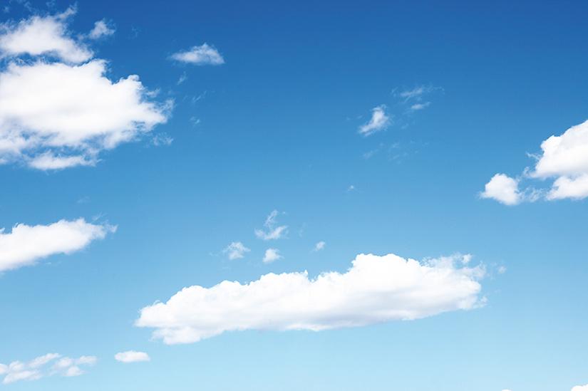 Charmant Papier Peint Bleu Ciel #1: Papier-peint-Oh-My-Wall-photo-ciel-bleu.jpg