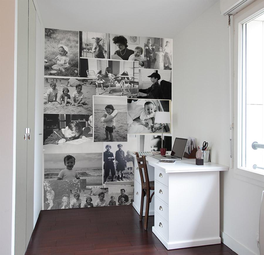 Papier peint original & Décor mural en édition limitée : Test d ...