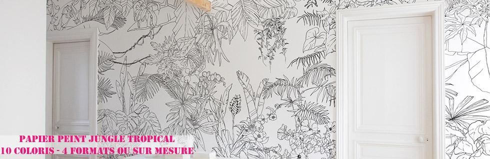 Papier Peint Original Et Decor Mural Ohmywall
