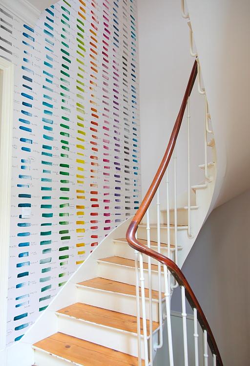 papier peint original d cor mural en dition limit e papier peint panoramique nuancier ohmywall. Black Bedroom Furniture Sets. Home Design Ideas