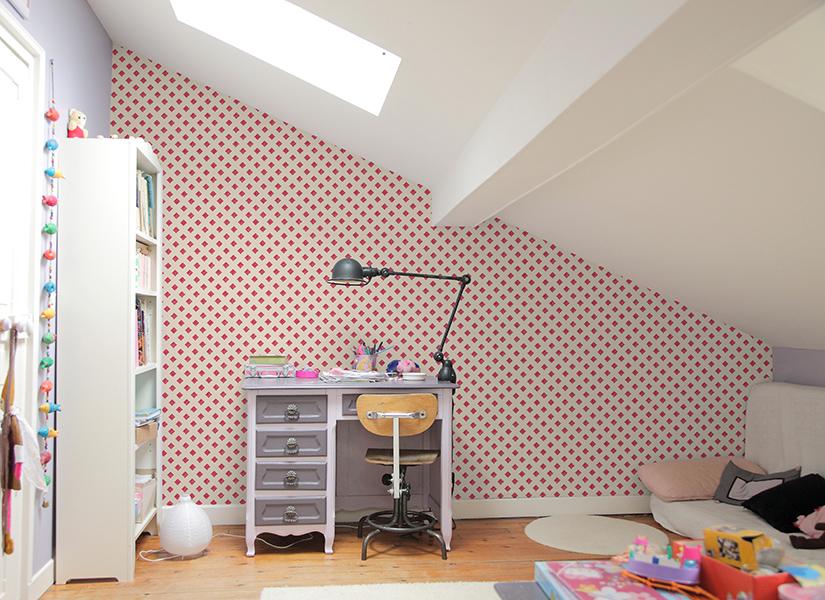 papier peint qr code nara panoramique with papier peint ados. Black Bedroom Furniture Sets. Home Design Ideas