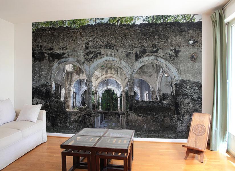 Papier Peint Original Decor Mural En Edition Limitee Papier