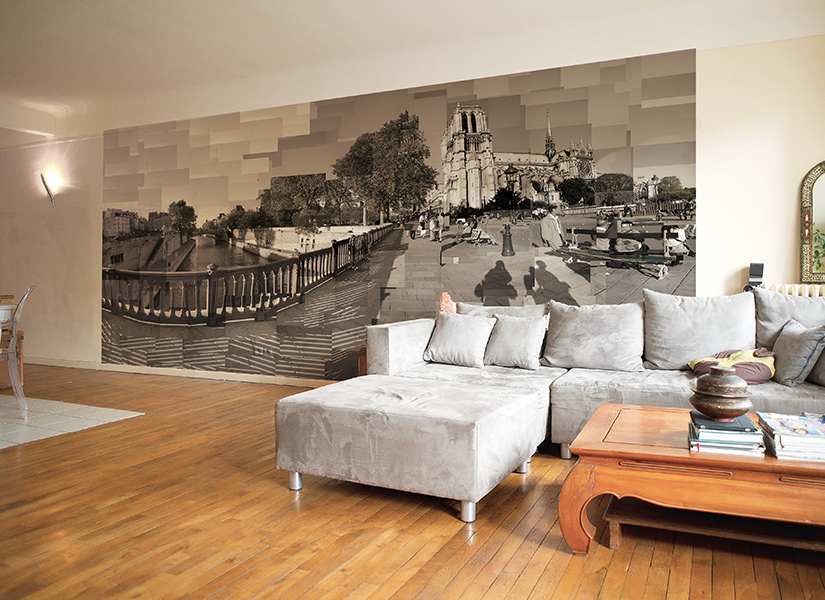 Papier Peint Original Decor Mural En Edition Limitee Decor Mural