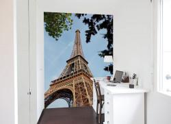 Papier peint Effet Eiffel