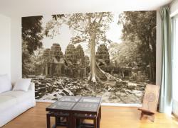 Papier peint Temple d'Angkor