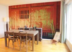 Papier peint Mur de Nikko