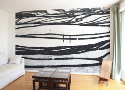 Papier peint Ombres Chinoises