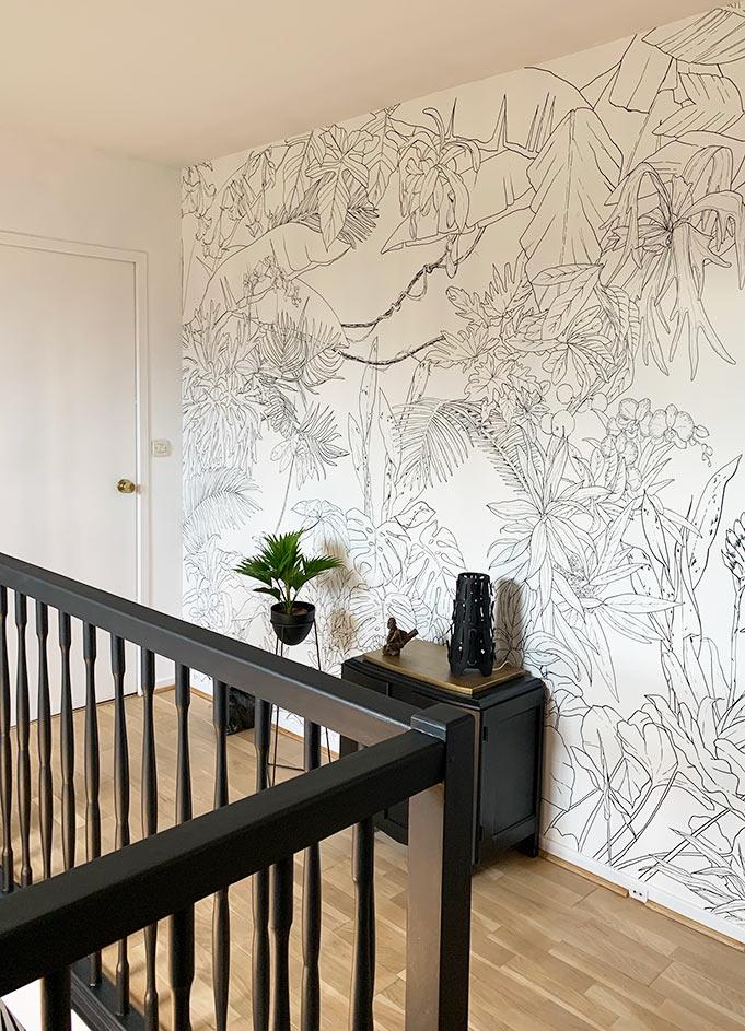 ohmywall-papier-peint-Jungle-Tropical-Noir-et-blanc-chez-un-client.jpg