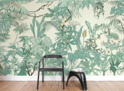 Papier peint Jungle Tropical AMAZONAS Panoramique