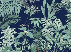 Papier peint Jungle Tropical BORNÉO Big Panoramique