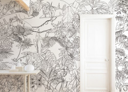 papier peint original d coration murale en dition limit e panoramique. Black Bedroom Furniture Sets. Home Design Ideas