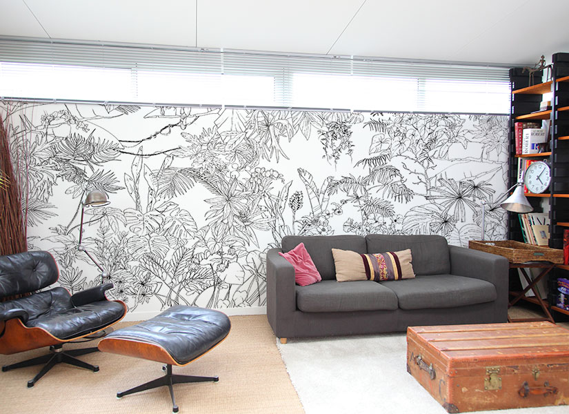 Papier peint original & Décor mural en édition limitée ...