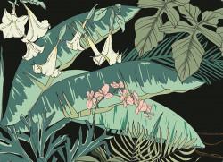 Papier peint Jungle Tropical SUMATRA Big Panoramique