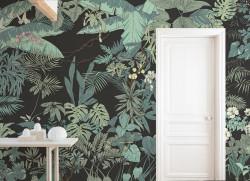 Papier peint Jungle Tropical SUMATRA Panoramique